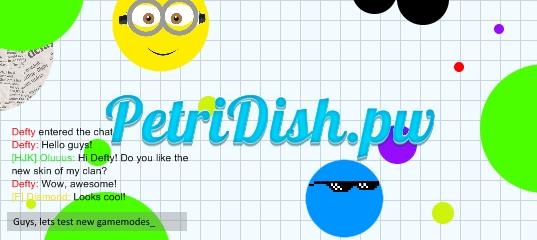 Игра Petri dish играть онлайн бесплатно - IgryMan ru